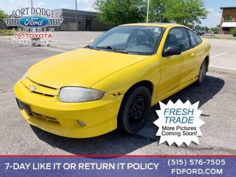 2004 Chevrolet Cavalier for sale at Fort Dodge Ford Lincoln Toyota in Fort Dodge IA