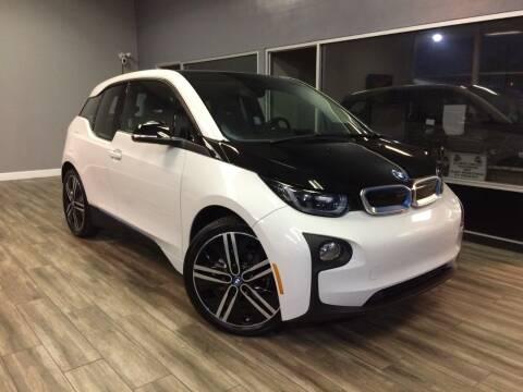 2017 BMW i3 for sale at Golden State Auto Inc. in Rancho Cordova CA