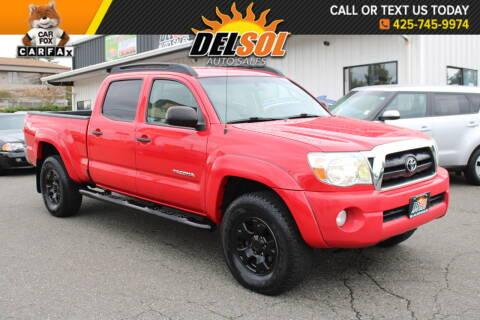 2006 Toyota Tacoma for sale at Del Sol Auto Sales in Everett WA