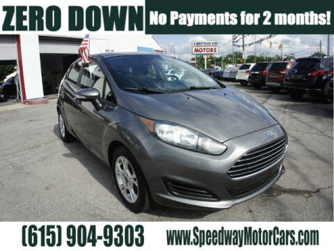2014 Ford Fiesta for sale at Speedway Motors in Murfreesboro TN