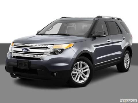 2013 Ford Explorer for sale at Carros Usados Fresno in Clovis CA