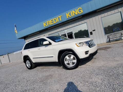 2011 Jeep Grand Cherokee for sale at Kredit King Autos in Montgomery AL
