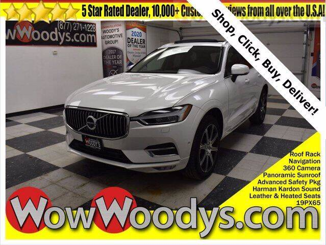 2019 Volvo XC60 for sale at WOODY'S AUTOMOTIVE GROUP in Chillicothe MO