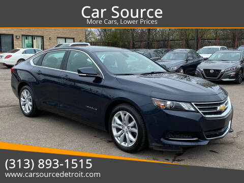 2017 Chevrolet Impala for sale at Car Source in Detroit MI