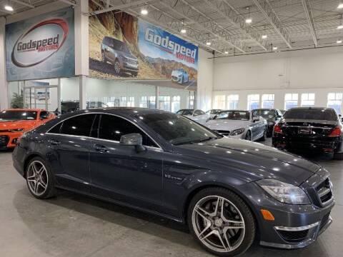 2014 Mercedes-Benz CLS for sale at Godspeed Motors in Charlotte NC