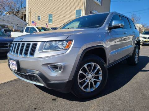 2014 Jeep Grand Cherokee for sale at Express Auto Mall in Totowa NJ