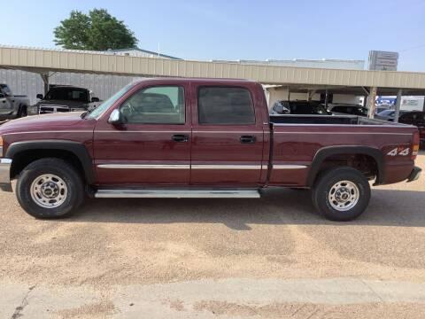 2001 GMC Sierra 1500HD for sale at Faw Motor Co - Faws Garage Inc. in Arapahoe NE