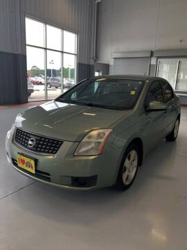 2007 Nissan Sentra for sale at Tom Peacock Nissan (i45used.com) in Houston TX