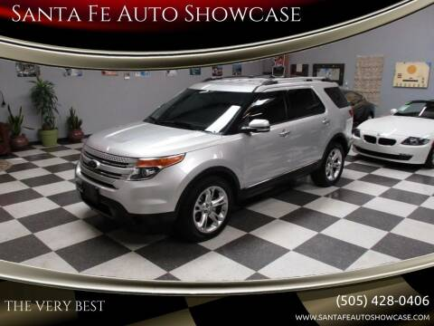2013 Ford Explorer for sale at Santa Fe Auto Showcase in Santa Fe NM