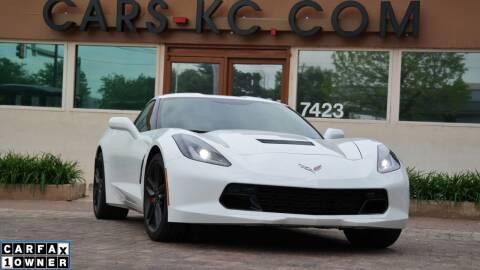 2016 Chevrolet Corvette for sale at Cars-KC LLC in Overland Park KS