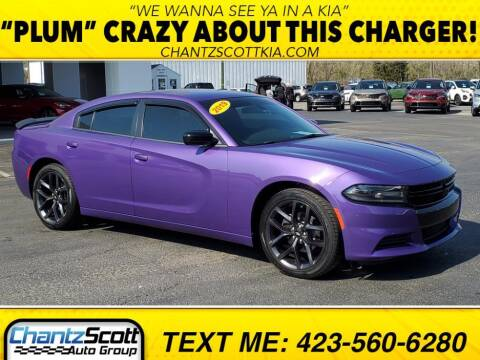 2019 Dodge Charger for sale at Chantz Scott Kia in Kingsport TN