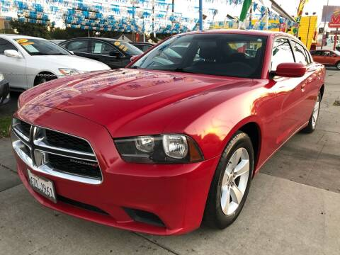 2013 Dodge Charger for sale at Plaza Auto Sales in Los Angeles CA