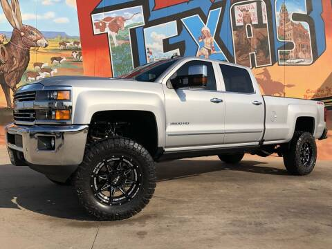 2019 Chevrolet Silverado 3500HD for sale at Sparks Autoplex Inc. in Fort Worth TX