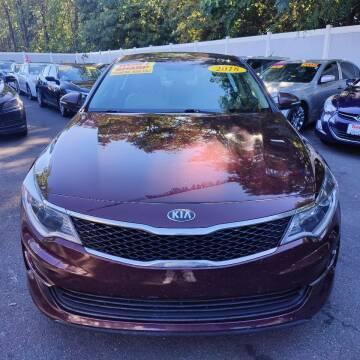 2018 Kia Optima for sale at Elmora Auto Sales in Elizabeth NJ