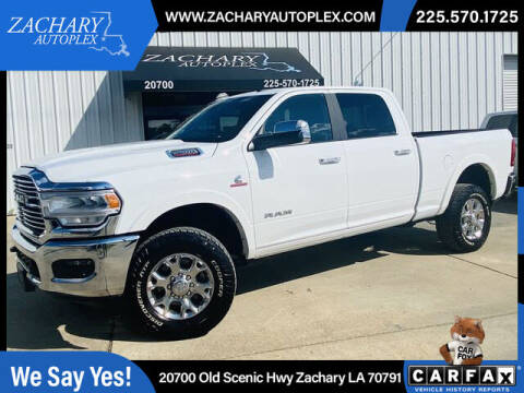 2020 RAM Ram Pickup 2500 for sale at Auto Group South in Natchez MS