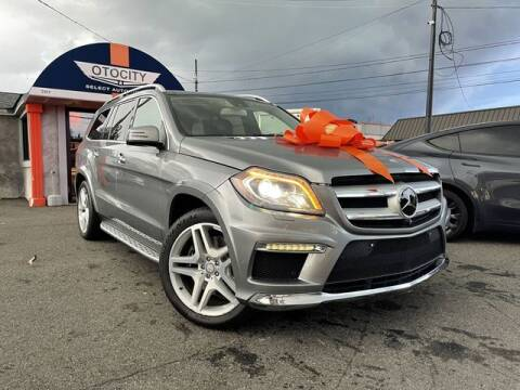 2016 Mercedes-Benz GL-Class for sale at OTOCITY in Totowa NJ