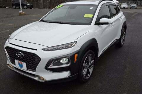 2020 Hyundai Kona for sale at 495 Chrysler Jeep Dodge Ram in Lowell MA