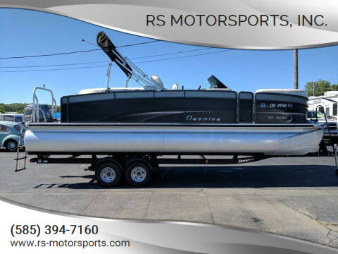 2014 Premier 235 Solaris RE for sale at RS Motorsports, Inc. in Canandaigua NY