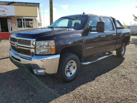 2008 Chevrolet Silverado 2500HD for sale at Bennett's Auto Solutions in Cheyenne WY