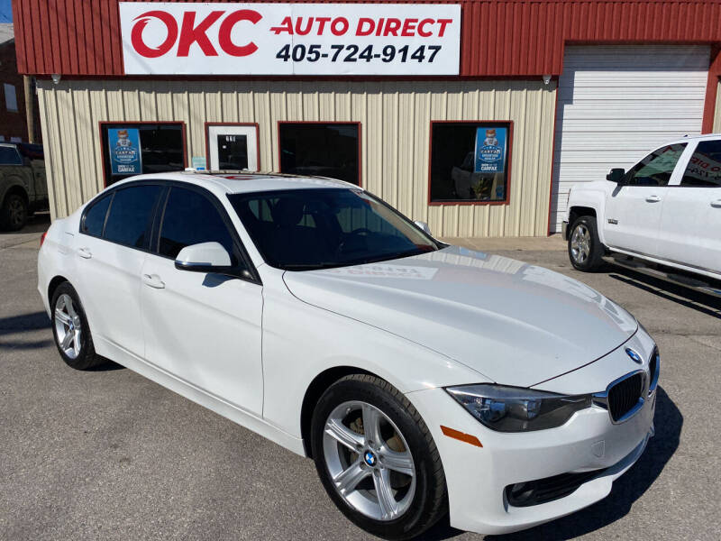 2014 BMW 3 Series for sale at OKC Auto Direct in Oklahoma City OK