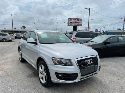 2011 Audi Q5 for sale at Jamrock Auto Sales of Panama City in Panama City FL
