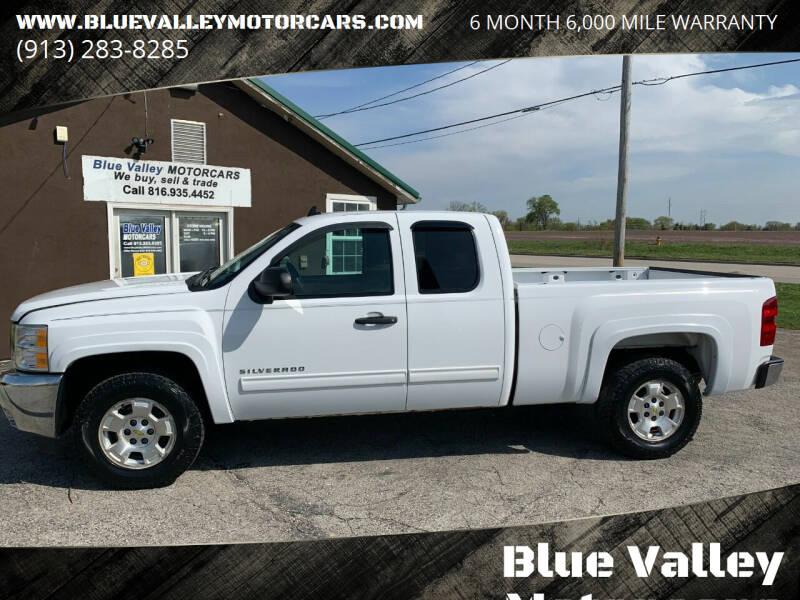 2012 Chevrolet Silverado 1500 for sale at Blue Valley Motorcars in Stilwell KS