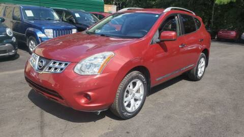 2011 Nissan Rogue for sale at GA Auto IMPORTS  LLC in Buford GA