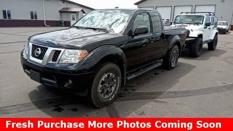 2015 Nissan Frontier for sale at Nyhus Family Sales in Perham MN