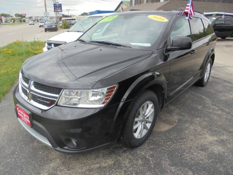 2014 Dodge Journey for sale at Century Auto Sales LLC in Appleton WI