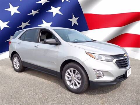 2020 Chevrolet Equinox for sale at Gentilini Motors in Woodbine NJ