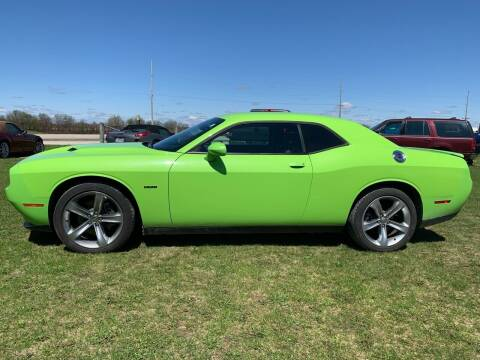 2015 Dodge Challenger for sale at Sam Buys in Beaver Dam WI