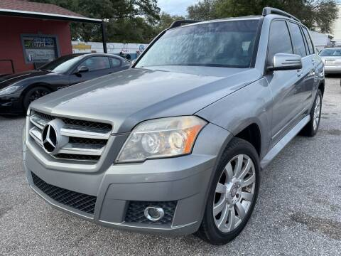 2010 Mercedes-Benz GLK for sale at CHECK  AUTO INC. in Tampa FL
