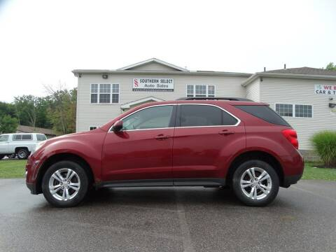 2011 Chevrolet Equinox for sale at SOUTHERN SELECT AUTO SALES in Medina OH