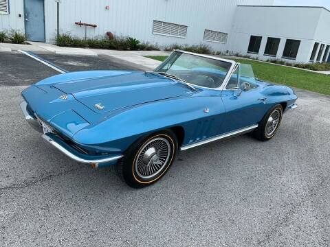 1967 Chevrolet Corvette for sale at TOP TWO USA INC in Oakland Park FL