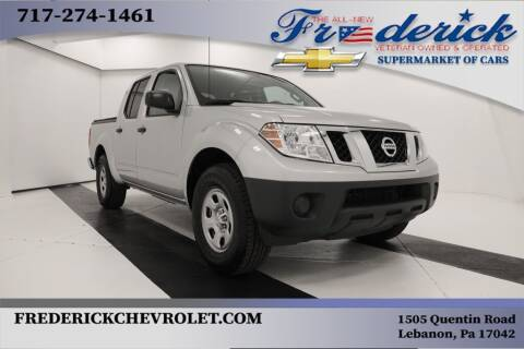 2016 Nissan Frontier for sale at Lancaster Pre-Owned in Lancaster PA