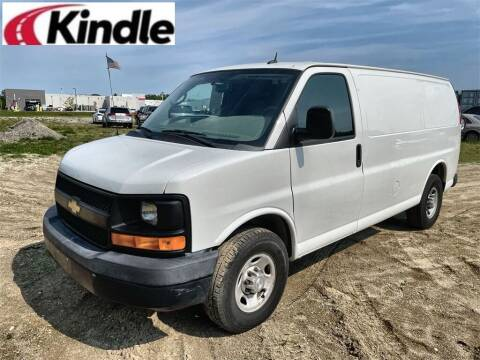 2015 Chevrolet Express Cargo for sale at Kindle Auto Plaza in Cape May Court House NJ