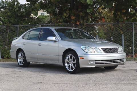 2004 Lexus GS 430 for sale at No 1 Auto Sales in Hollywood FL