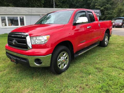 2011 Toyota Tundra for sale at Manny's Auto Sales in Winslow NJ