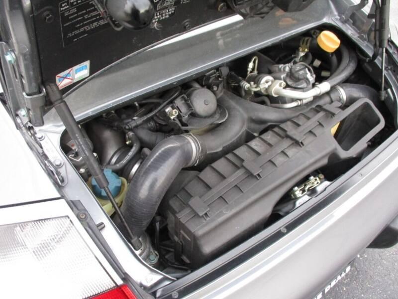 2001 Porsche 911 AWD Turbo 2dr Coupe - Crystal Lake IL