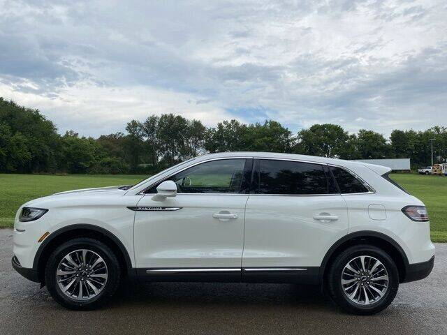 2021 Lincoln Nautilus for sale in Danville, KY