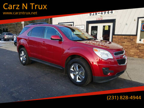 2013 Chevrolet Equinox for sale at Carz N Trux in Twin Lake MI