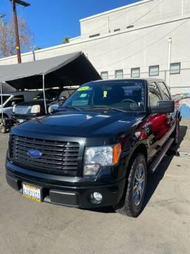 2014 Ford F-150 for sale at LA PLAYITA AUTO SALES INC - 3271 E. Firestone Blvd Lot in South Gate CA