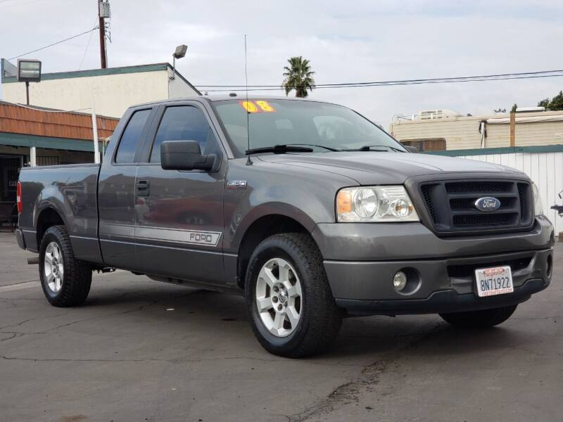 2008 Ford F-150 for sale at First Shift Auto in Ontario CA