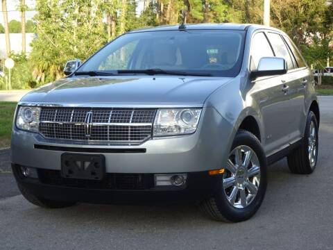 2007 Lincoln MKX for sale at Deal Maker of Gainesville in Gainesville FL