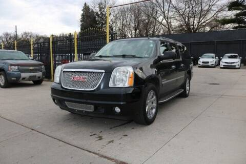 2012 GMC Yukon XL for sale at F & M AUTO SALES in Detroit MI