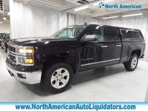 2014 Chevrolet Silverado 1500 for sale at North American Auto Liquidators in Essington PA