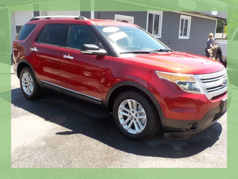 2013 Ford Explorer for sale in Saugerties, NY