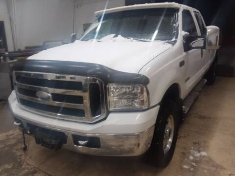 2003 Ford F-350 Super Duty for sale at NJ Quality Auto Sales LLC in Richmond IL