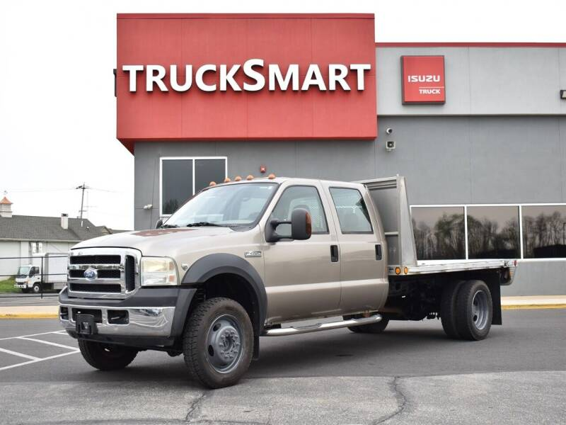 2007 Ford F-450 Super Duty for sale at Trucksmart Isuzu in Morrisville PA