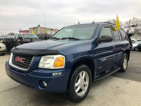 2005 GMC Envoy for sale at Crestwood Auto Center in Richmond VA